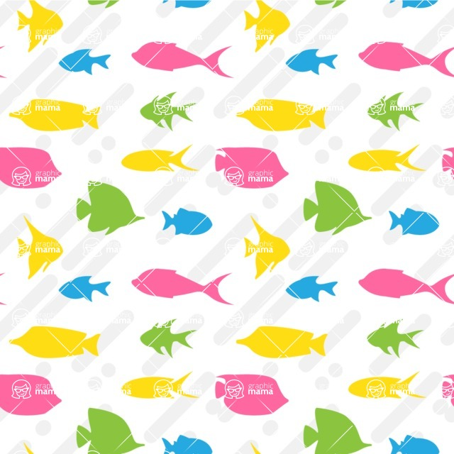 Seamless Pattern Designs Mega Bundle - Animal Pattern 133