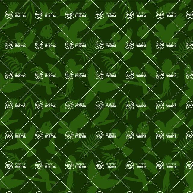 Seamless Pattern Designs Mega Bundle - Animal Pattern 137