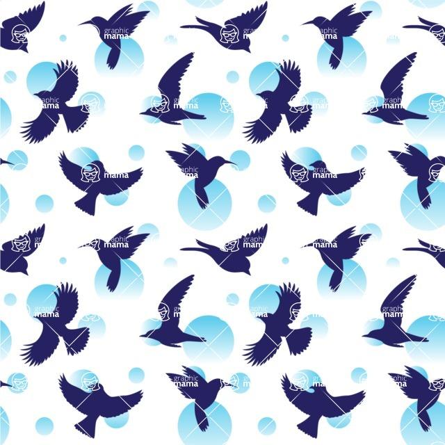 Seamless Pattern Designs Mega Bundle - Animal Pattern 140
