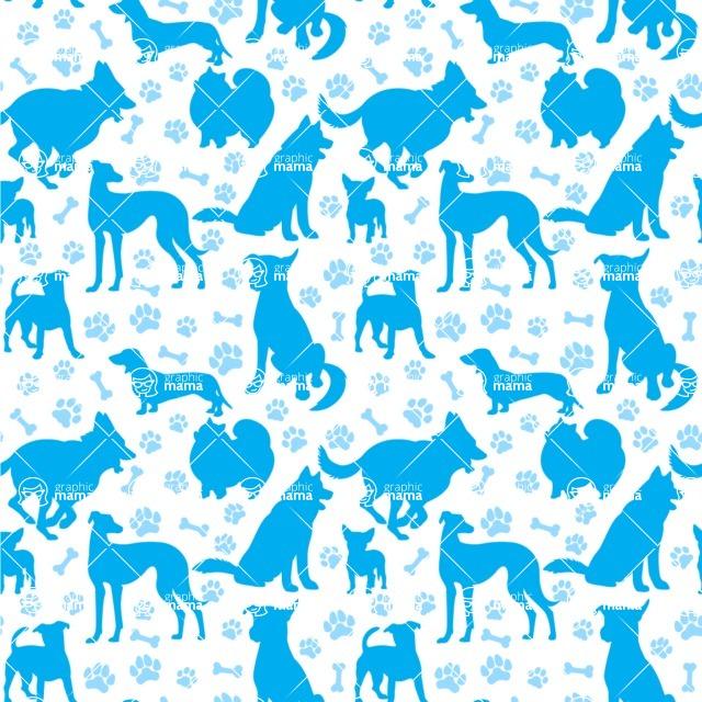 Seamless Pattern Designs Mega Bundle - Animal Pattern 143