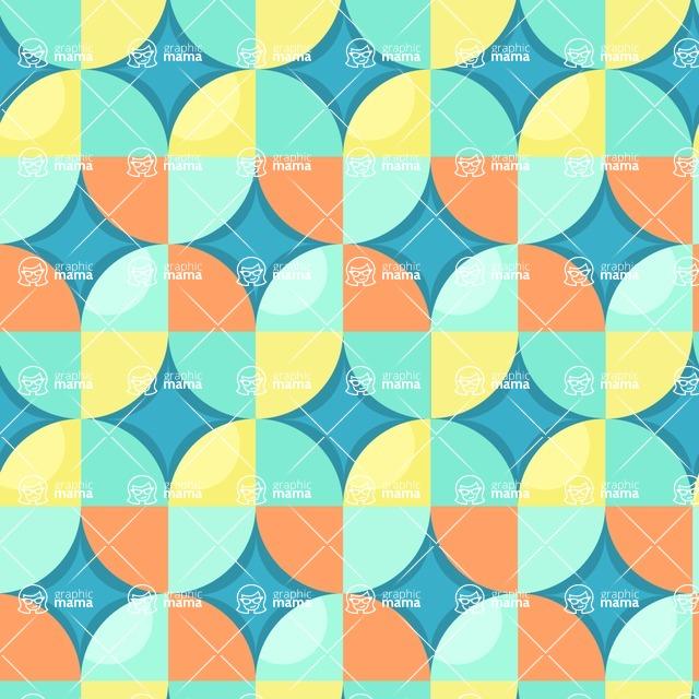 Seamless Pattern Designs Mega Bundle - Decorative Pattern 2