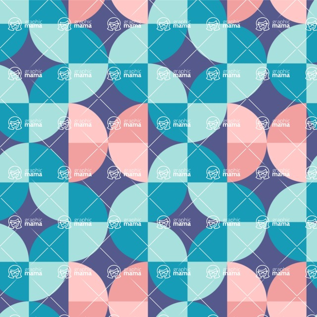 Seamless Pattern Designs Mega Bundle - Decorative Pattern 8