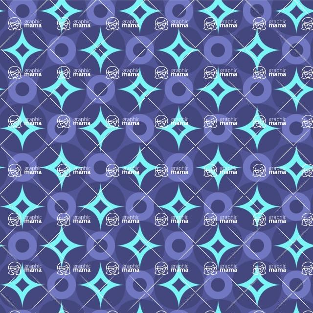 Seamless Pattern Designs Mega Bundle - Decorative Pattern 10