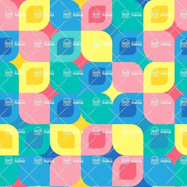 Seamless Pattern Designs Mega Bundle - Decorative Pattern 12