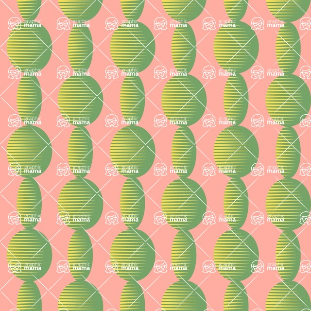 Seamless Pattern Designs Mega Bundle - Decorative Pattern 16