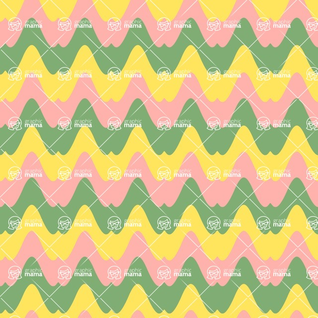 Seamless Pattern Designs Mega Bundle - Decorative Pattern 18