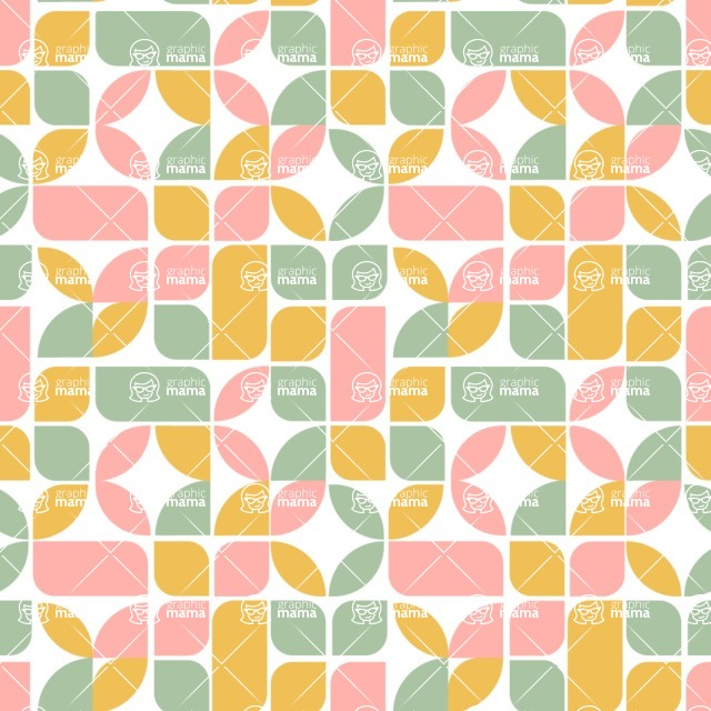Seamless Pattern Designs Mega Bundle - Decorative Pattern 20