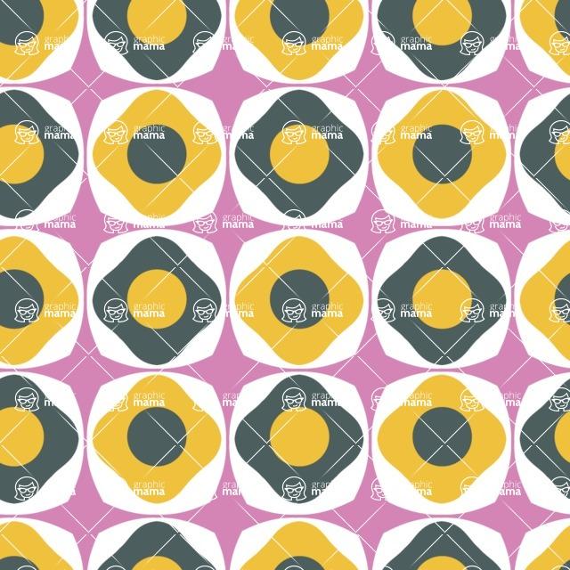 Seamless Pattern Designs Mega Bundle - Decorative Pattern 22