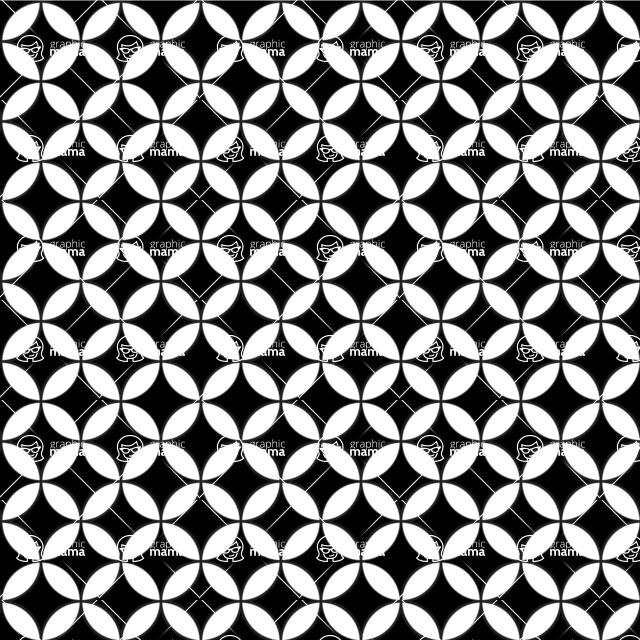 Seamless Pattern Designs Mega Bundle - Geometric Pattern 1