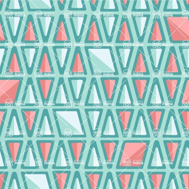 Seamless Pattern Designs Mega Bundle - Decorative Pattern 30