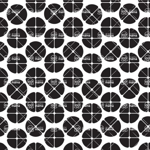 Seamless Pattern Designs Mega Bundle - Geometric Pattern 2