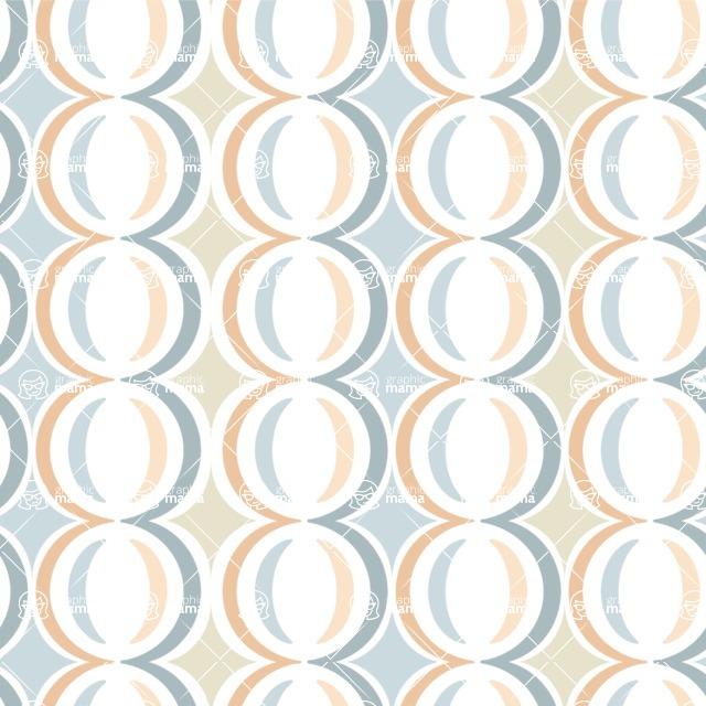 Seamless Pattern Designs Mega Bundle - Decorative Pattern 42