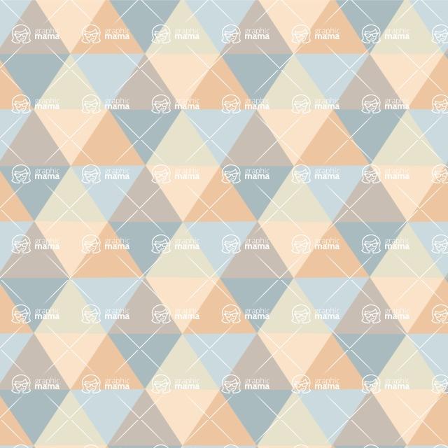 Seamless Pattern Designs Mega Bundle - Decorative Pattern 43