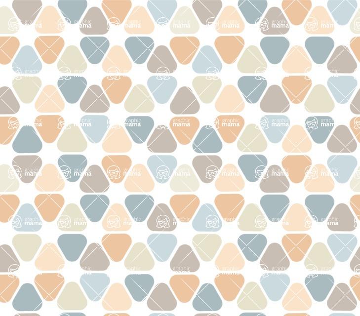 Seamless Pattern Designs Mega Bundle - Decorative Pattern 45