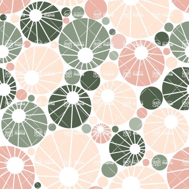 Seamless Pattern Designs Mega Bundle - Decorative Pattern 46