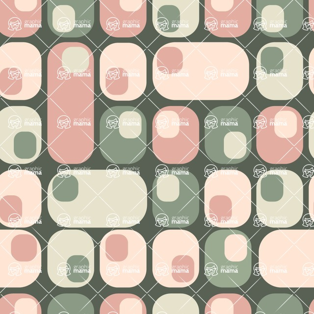 Seamless Pattern Designs Mega Bundle - Decorative Pattern 47
