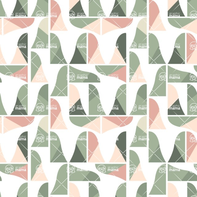 Seamless Pattern Designs Mega Bundle - Decorative Pattern 49