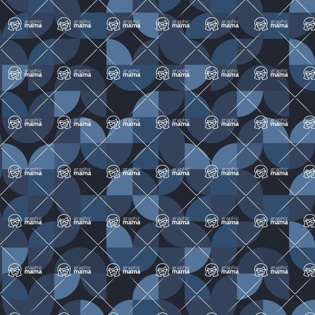 Seamless Pattern Designs Mega Bundle - Decorative Pattern 65