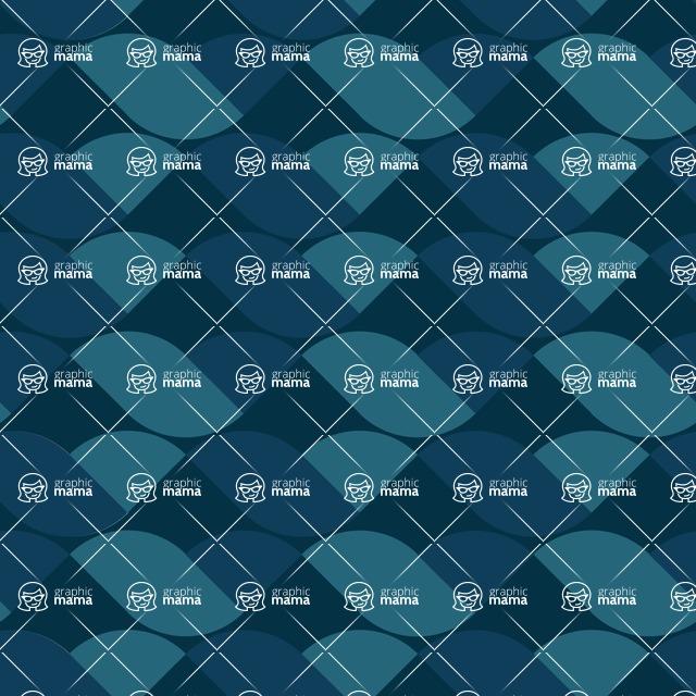 Seamless Pattern Designs Mega Bundle - Decorative Pattern 67