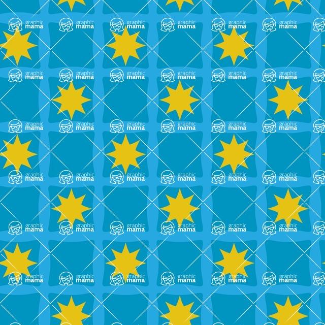 Seamless Pattern Designs Mega Bundle - Decorative Pattern 71