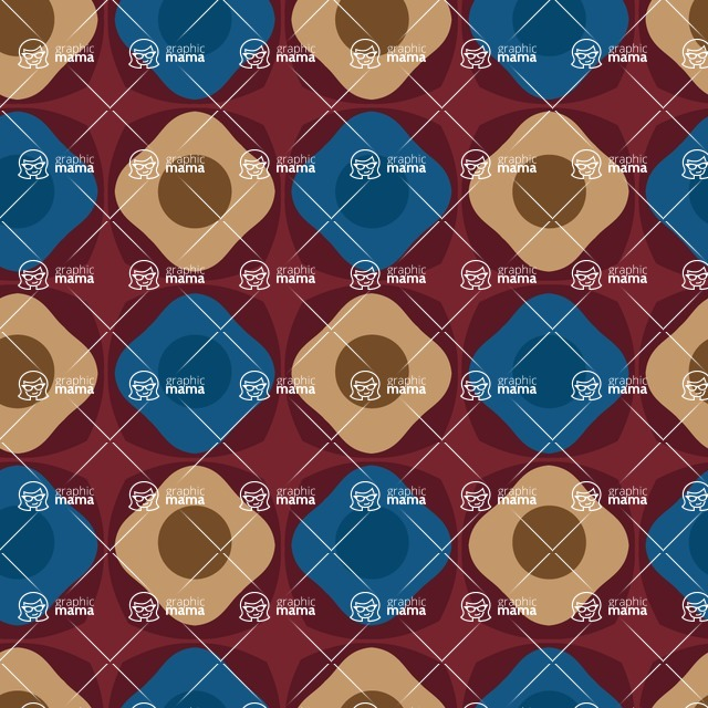 Seamless Pattern Designs Mega Bundle - Decorative Pattern 76