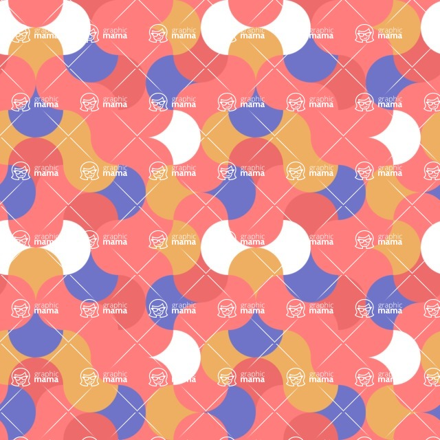 Seamless Pattern Designs Mega Bundle - Decorative Pattern 77