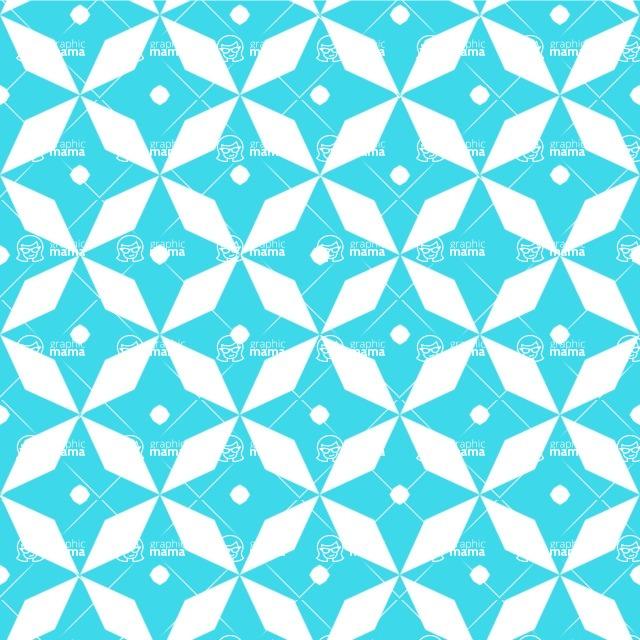 Seamless Pattern Designs Mega Bundle - Decorative Pattern 80