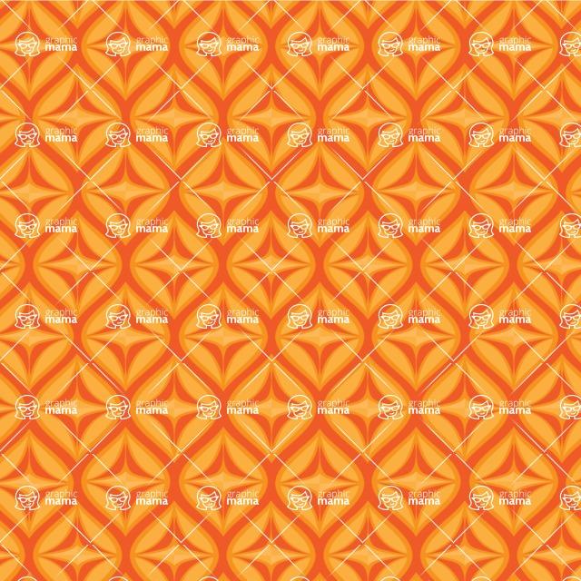 Seamless Pattern Designs Mega Bundle - Decorative Pattern 83