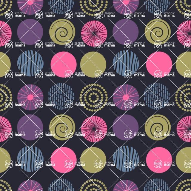 Seamless Pattern Designs Mega Bundle - Decorative Pattern 86