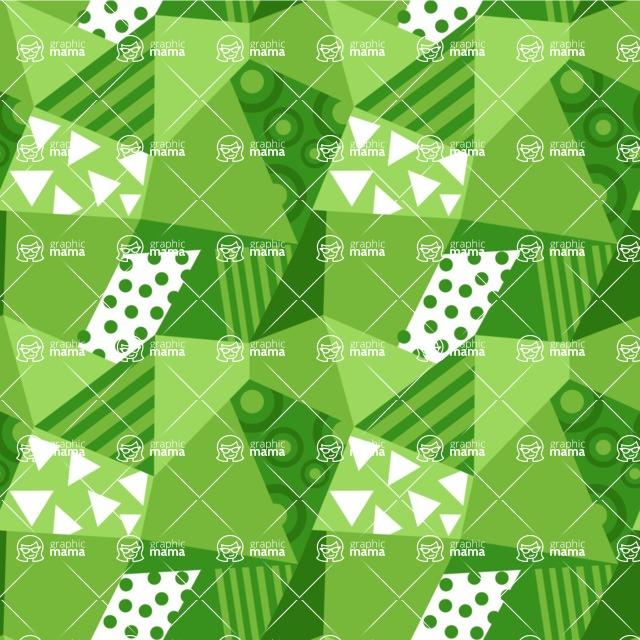 Seamless Pattern Designs Mega Bundle - Decorative Pattern 87