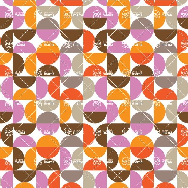 Seamless Pattern Designs Mega Bundle - Decorative Pattern 88
