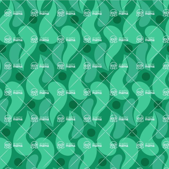 Seamless Pattern Designs Mega Bundle - Decorative Pattern 91