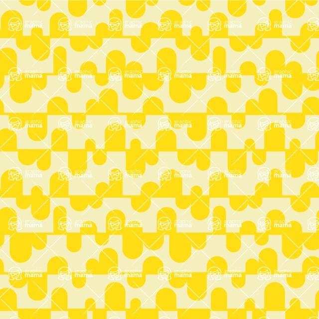 Seamless Pattern Designs Mega Bundle - Decorative Pattern 92