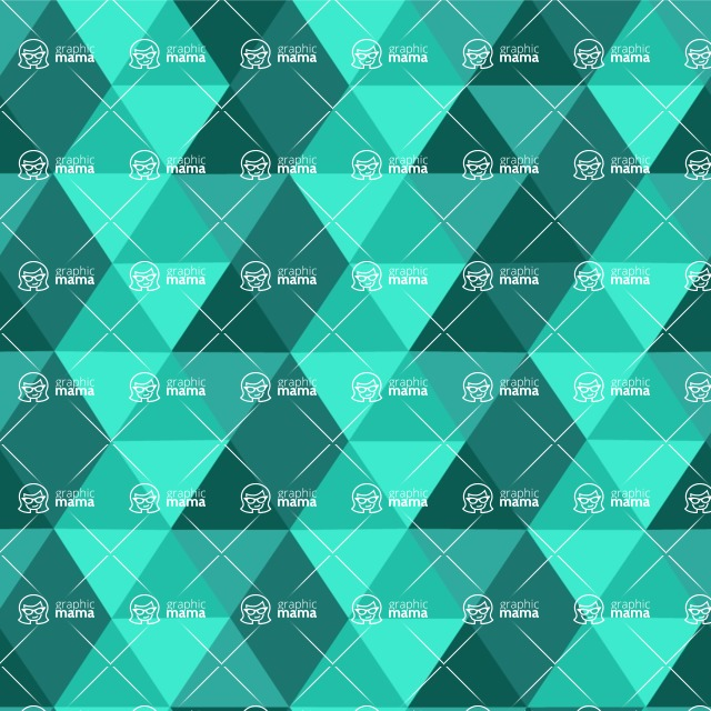 Seamless Pattern Designs Mega Bundle - Decorative Pattern 97