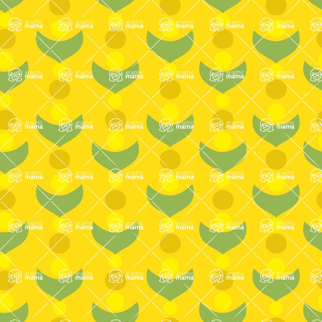 Seamless Pattern Designs Mega Bundle - Decorative Pattern 111