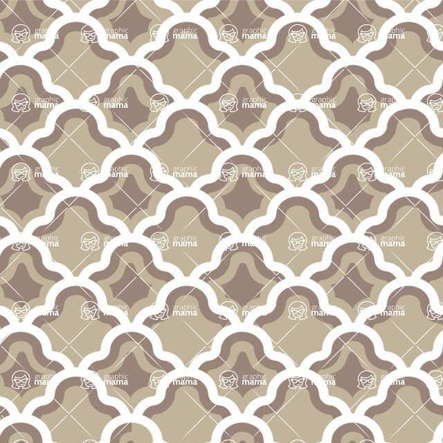 Seamless Pattern Designs Mega Bundle - Decorative Pattern 117