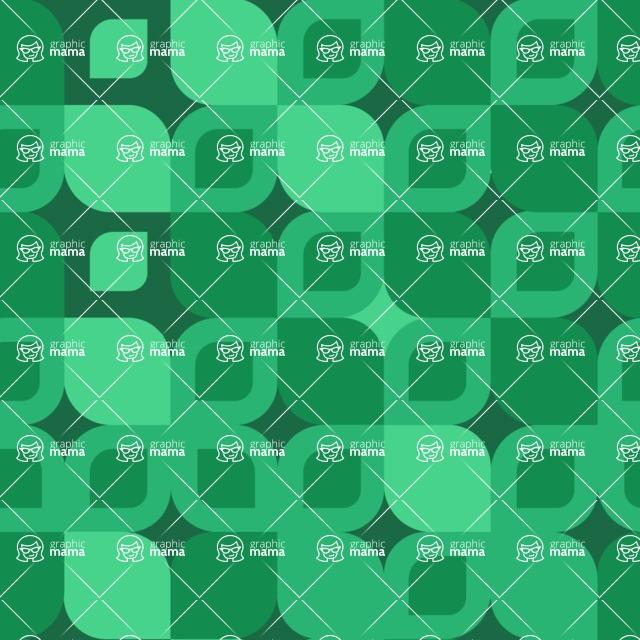 Seamless Pattern Designs Mega Bundle - Decorative Pattern 120