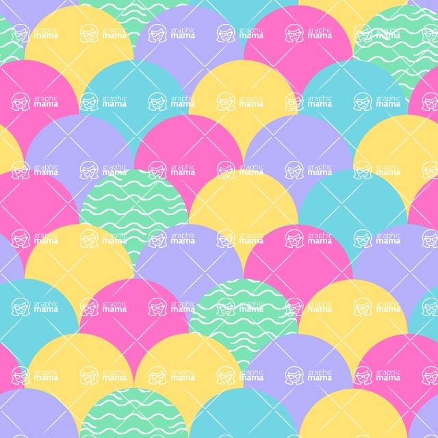 Seamless Pattern Designs Mega Bundle - Decorative Pattern 123