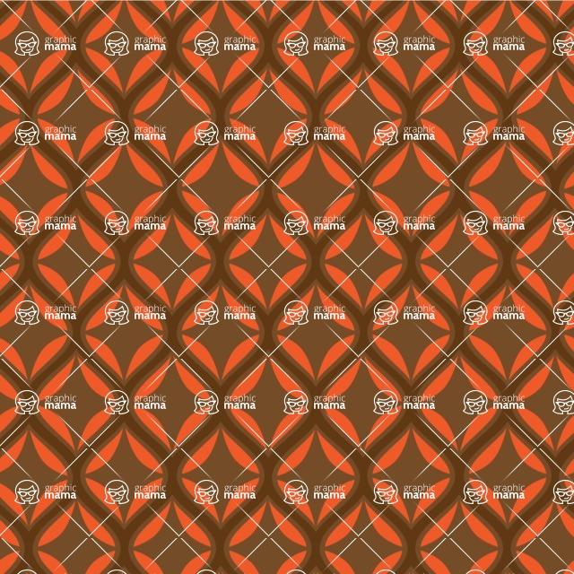 Seamless Pattern Designs Mega Bundle - Decorative Pattern 137
