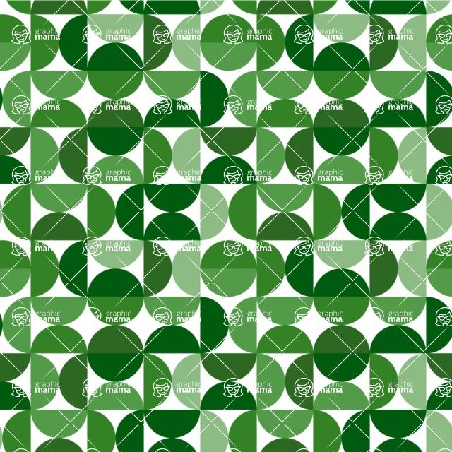 Seamless Pattern Designs Mega Bundle - Decorative Pattern 142