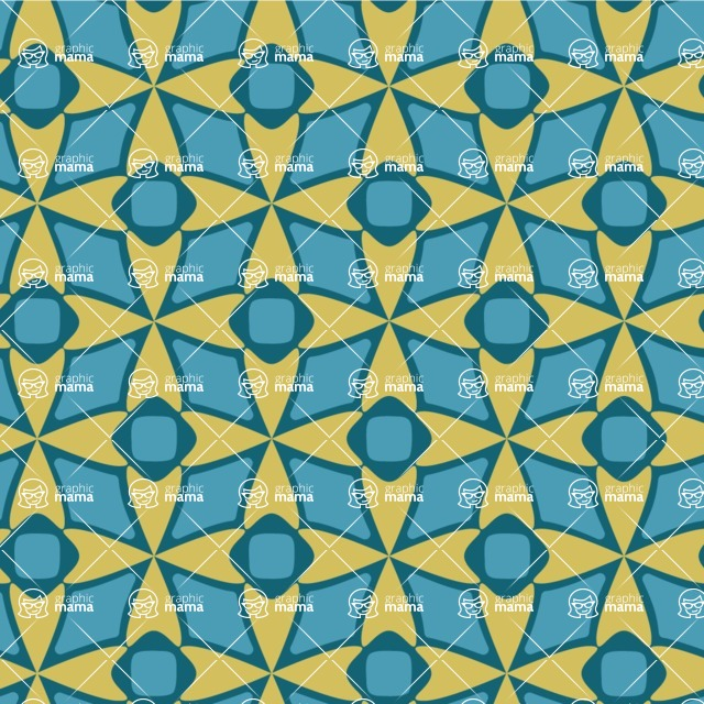 Seamless Pattern Designs Mega Bundle - Decorative Pattern 147