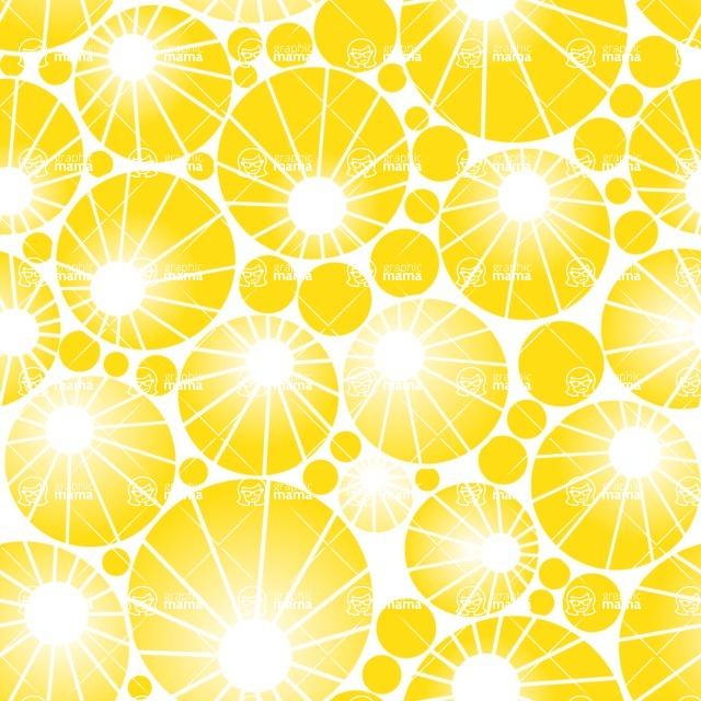 Seamless Pattern Designs Mega Bundle - Decorative Pattern 154