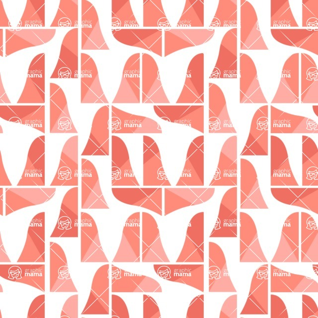 Seamless Pattern Designs Mega Bundle - Decorative Pattern 157