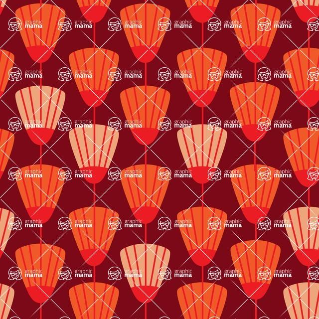Seamless Pattern Designs Mega Bundle - Decorative Pattern 158