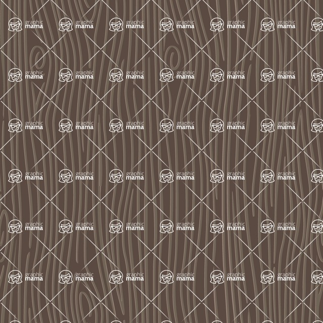 Seamless Pattern Designs Mega Bundle - Wood Pattern 2