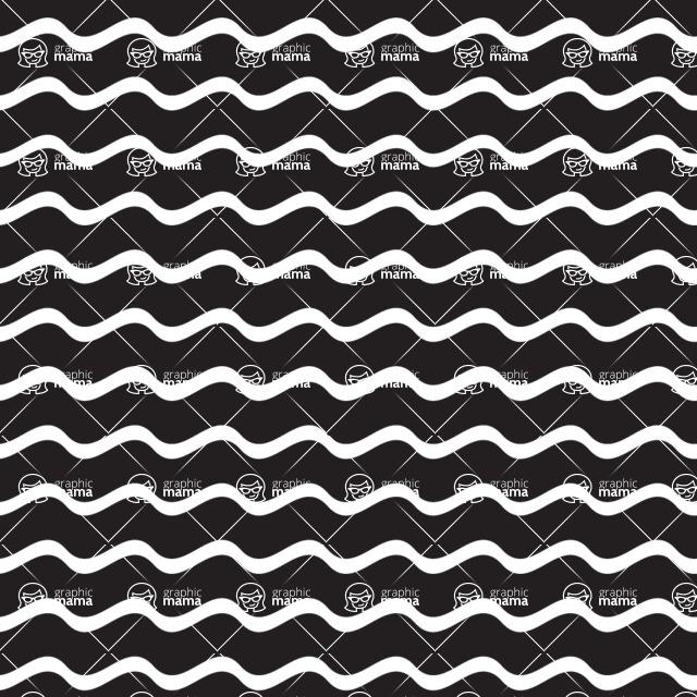 Seamless Pattern Designs Mega Bundle - Geometric Pattern 21