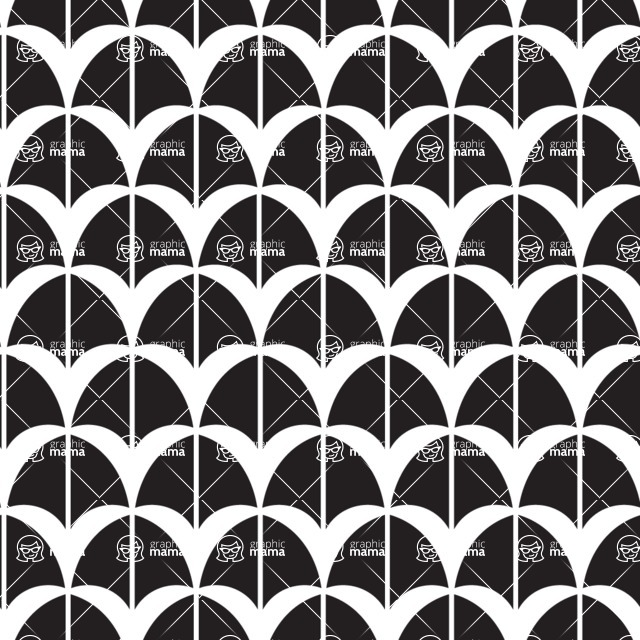 Seamless Pattern Designs Mega Bundle - Geometric Pattern 22