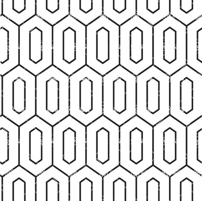 Seamless Pattern Designs Mega Bundle - Geometric Pattern 23