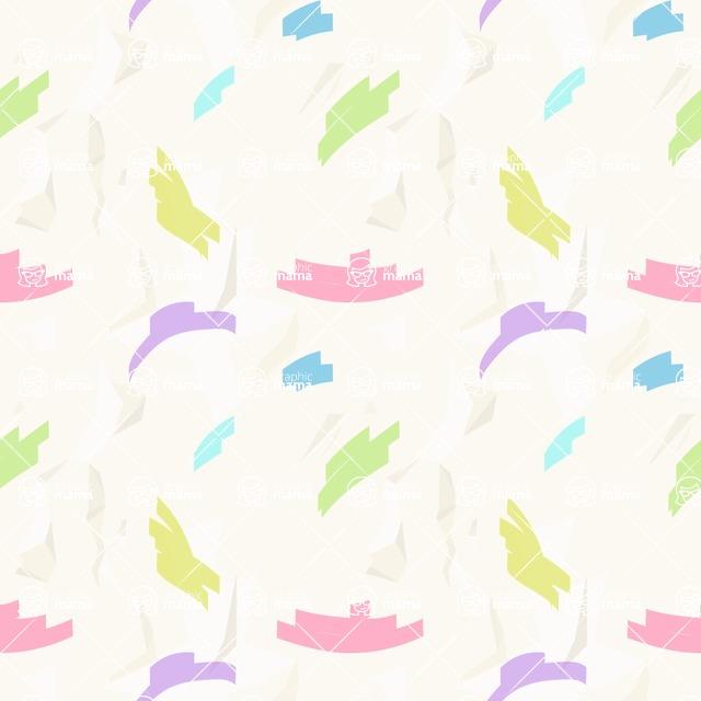 Seamless Pattern Designs Mega Bundle - Paper Pattern 15