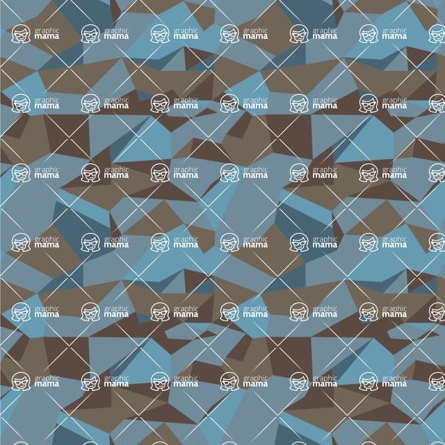 Seamless Pattern Designs Mega Bundle - Paper Pattern 17